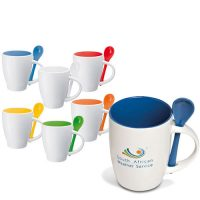 3001-Mug with Spoon