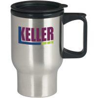 3507-Steel Mug