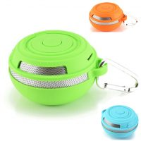 4701-Bluetooth Travel Speaker w FM Function