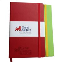 5901-A5 Leather Notebook