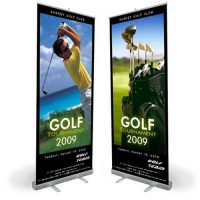 6201-Pull Up Banners