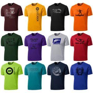 0201- Spandex T Shirt