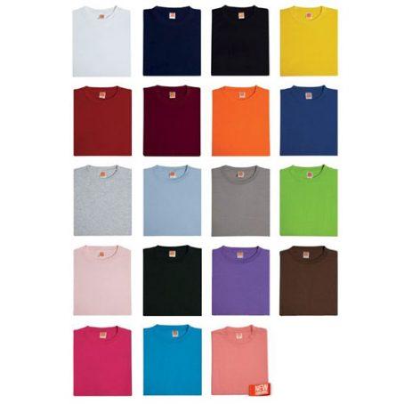 0209 Unisex Cotton Round Neck