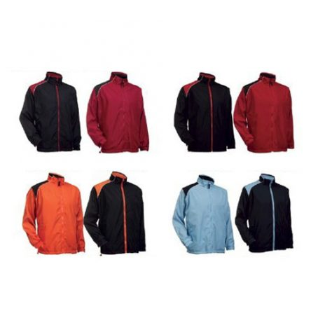 0406 Unisex Reversible Windbreaker