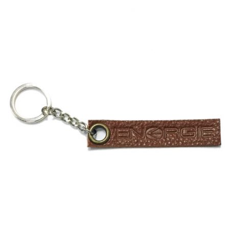0705 Leather Keychain