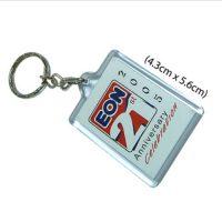0709-Acrylic Keychain
