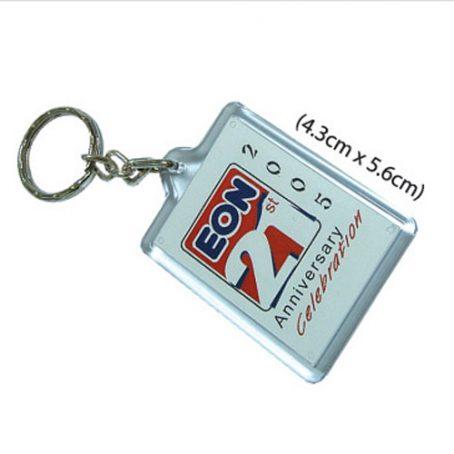 0709 Acrylic Keychain