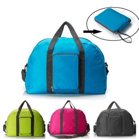 1202-Crew Foldable Travel Bag