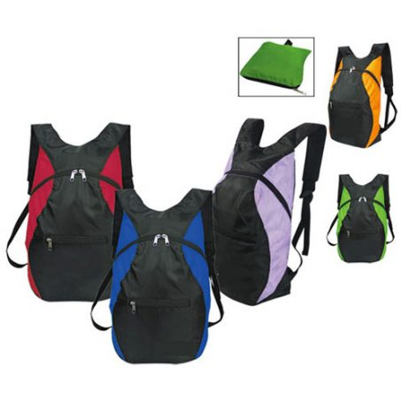 1208 Foldable Backpack Haversack