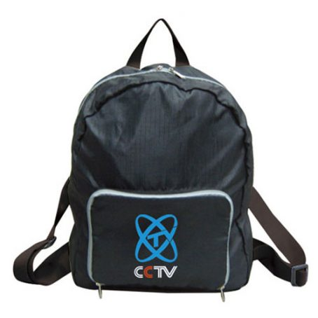 1209 Foldable Haversack Bag