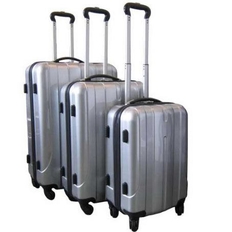 1606 ABS Trolley Luggage