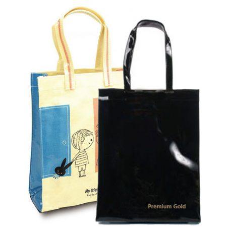 1901-PVC Tote Bag