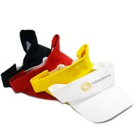 2101-Cotton Visor