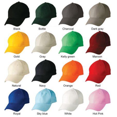 2105 Basic Caps