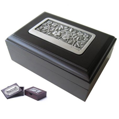 2803 Pewter Boxes