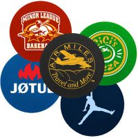 2907-Neoprene Coasters