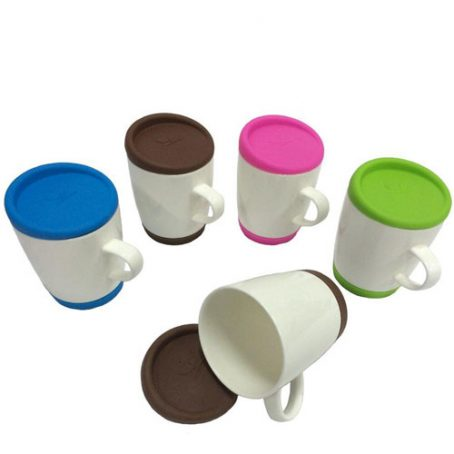 3005 3008 400ml Ceramic Mug w Lid