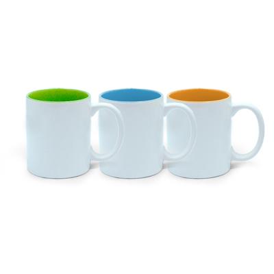 3008 Dual Color Ceramic Mug