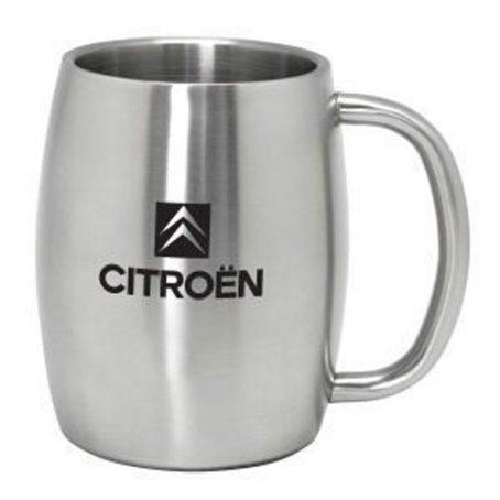 3509 Steel Beer Mug