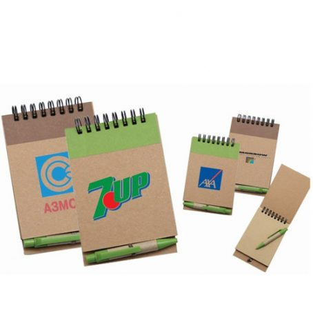 3903 ECO Notepad w Pen