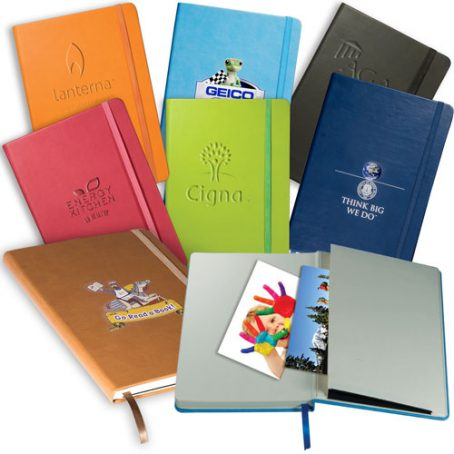 3906 Recycled PU Notebook