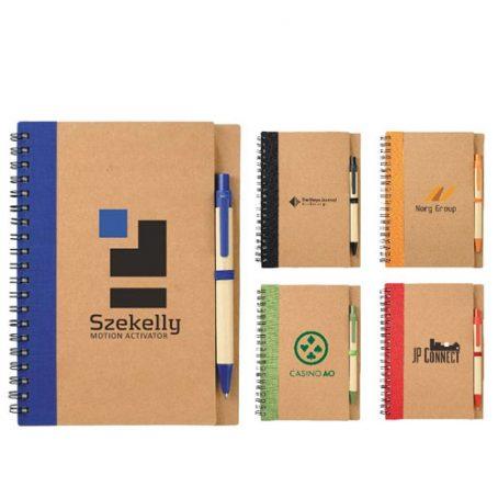 3908 Eco Notebook