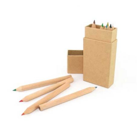 4201-Eco Friendly Colour Pencil Set