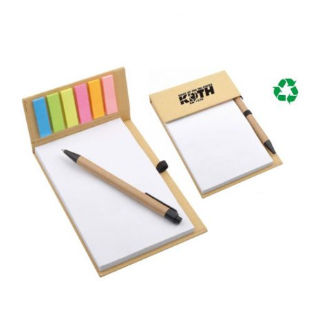 4305 Desk Memo Pad w Pen