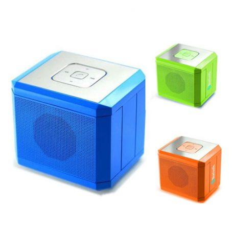 4704 Bluetooth Square Speaker1