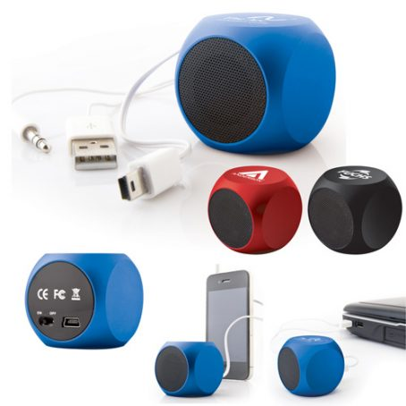 4705 Cuboid Speakers