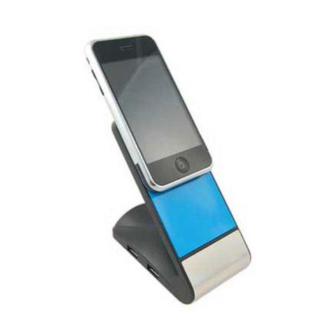 4804 USB Hub Card Reader iPhone Holder