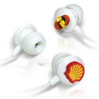 4901-3D Logo Earphone