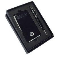 5002-Powerbank USB Pen Set