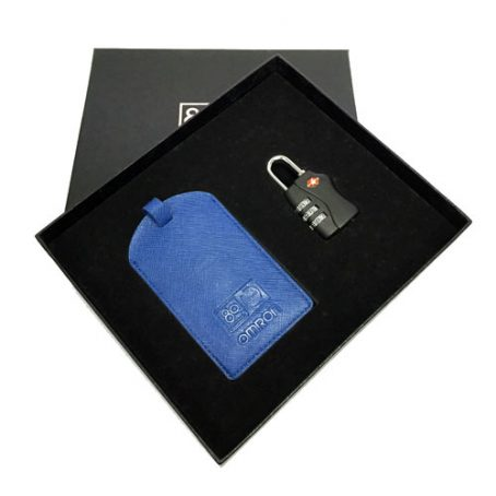 5005 Luggage Tag and Lock Set