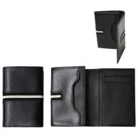 5101-West Side Leather Name Card Holder