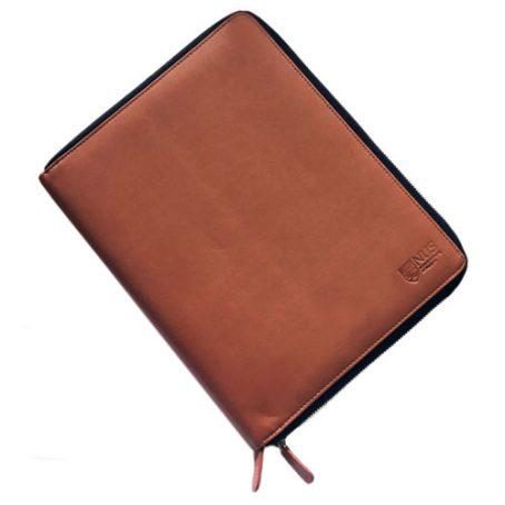 5202-A4 Leather Folder
