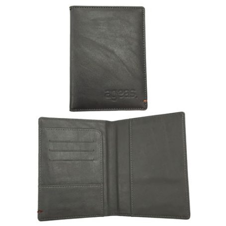 5402-Soft Leather Passport Holder