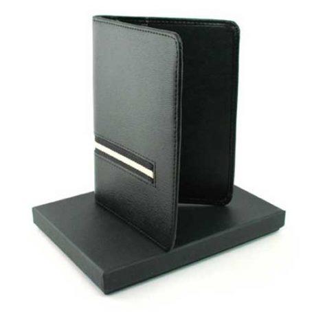 5406 West Side Leather Passport Holder