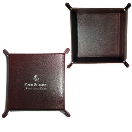 5605 Leather Tray