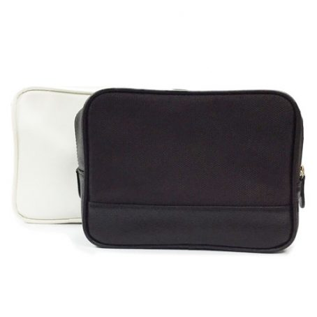 5609 Genuine Leather Toiletry Pouch