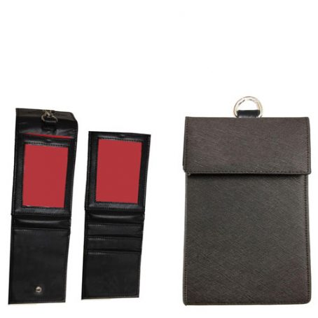 5615 Leather Pass Holder