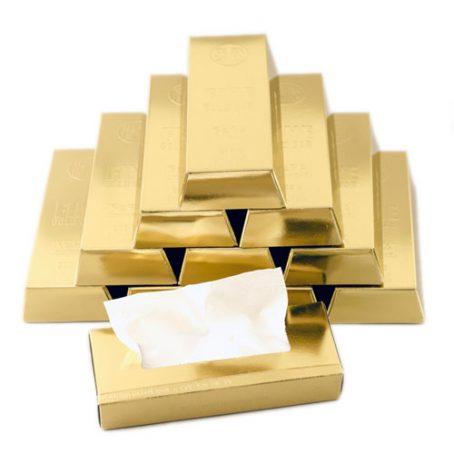 5808 Gold Bar Tissue