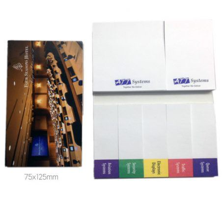 6103 SS Notepad