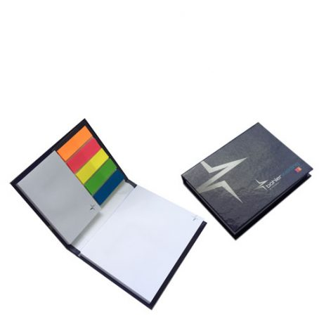 6106 Sticky Pad with Neon Strips