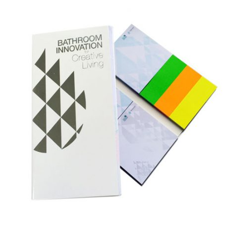 6108 Hotstamp SS Notepad