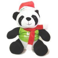 6902-Panda Plush