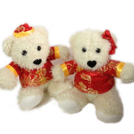 6912 Festive Bear
