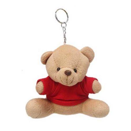 6916 10cm Mini Keychain Bear