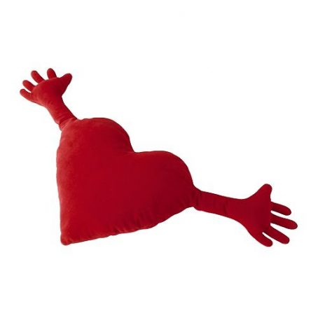 7009 Heart Cushion