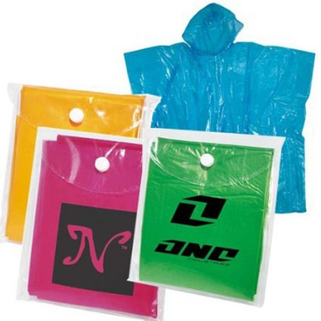 7211 Disposable Poncho